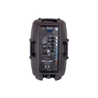 Caixa de Som Acústica Ativa Donner DR1212A BLUETOOTH - 200W RMS
