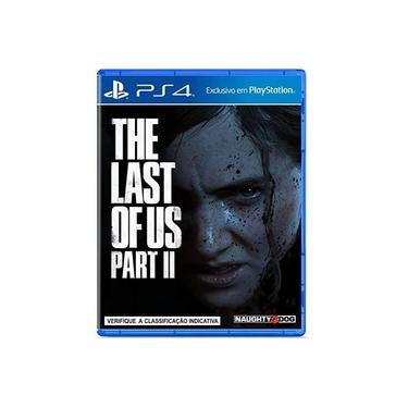 The LAST OF US PART 2 - PS4 - P4MA00736702FGM