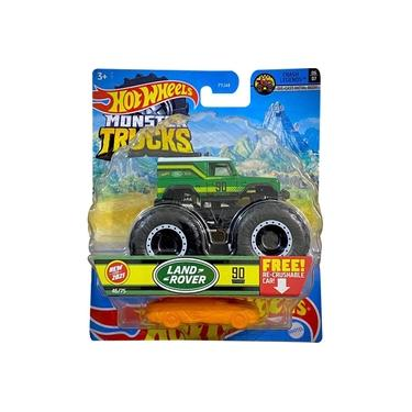 Imagem de Hot Wheels - 1:64 - Land Rover 90 - Monster Trucks - GTH55