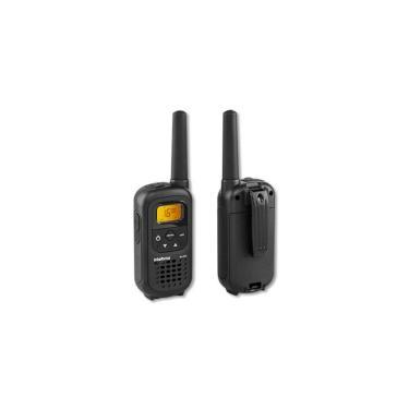 Radio Comunicador Intelbras 4528103 RC4000 KIT com 02 Radios 26 Canais Visor Luminoso