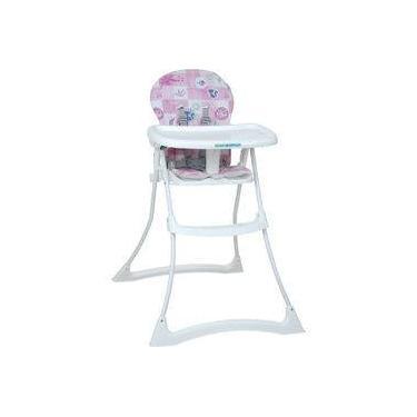 Cadeira de Alimentação Bon Appetit Xl Peixinho Rosa Burigotto