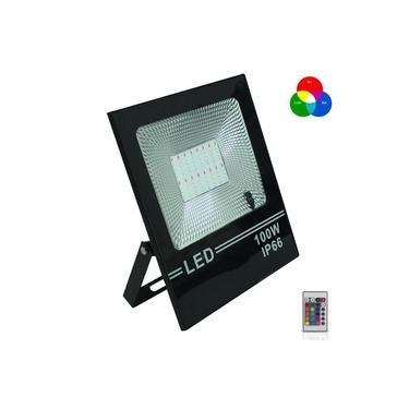 Refletor SMD 100W - RGB
