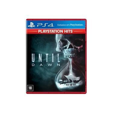 Game Until Dawn Hits - PS4 - dublado em português