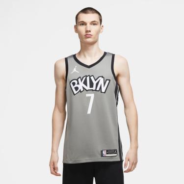 Regata Nike Kevin Durant Nets Statement Edition 2020 Masculina