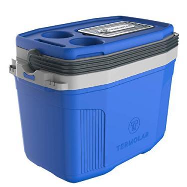 Imagem de Caixa Térmica SUV 20L Azul - Termolar
