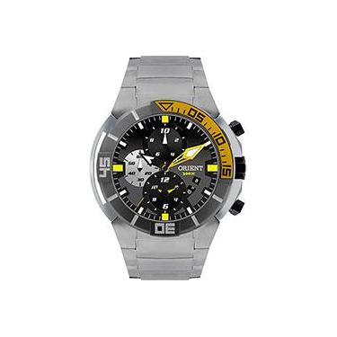 269425efe3954 Relógio Masculino Orient Analogico Esportivo SeaTech Titanium MBTTC003 P1PX