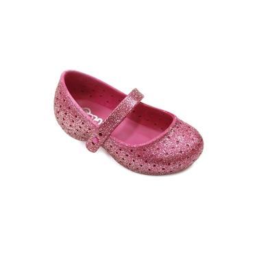 Sapatilha Plugt Nina Festa Gliter Pink