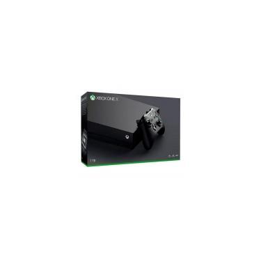 Xbox One X 1 TB Microsoft 4K HDR