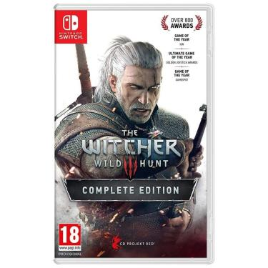 Switch The Witcher 3: Wild Hunt Complete Edition