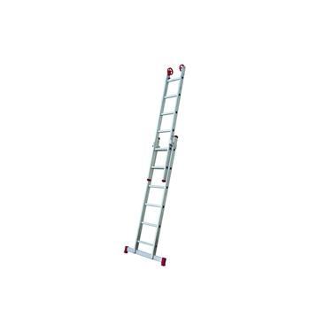 Imagem de Escada de Alumínio Extensível 6 x 2 Degraus
