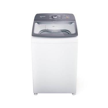 Imagem de Máquina de Lavar Roupas 12Kg Brastemp BWK12, Ciclo Tira Manchas, Advanced e Antibolinha, Branca, 110V
