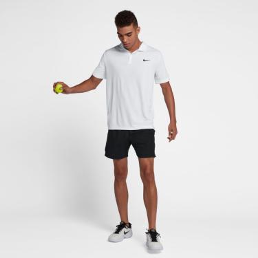 Camisa Polo NikeCourt Team Masculina