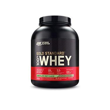100% Whey Protein Gold Standard (2,270kg), Optimum Nutrition