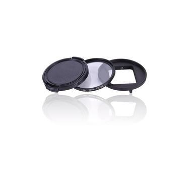 Imagem de Acessório GoPro Lente Uv 52mm filtro tampa  GoPro 5,6