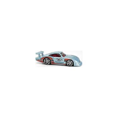 Imagem de Carrinho Hot Wheels 1:64 Porsche 935-78 Azul Mattel
