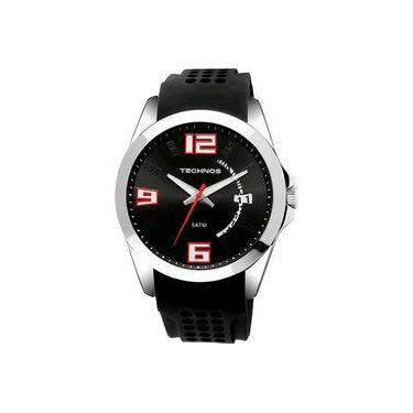 3bfdda1054d Relógio Technos Masculino Esportivo Caixa 4.8 - 2453ah 8p - Me1 - Technos