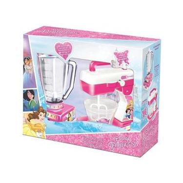 Imagem de Conjunto Liquifrutinha E Batebolinho Princesas - Líder Brinquedos