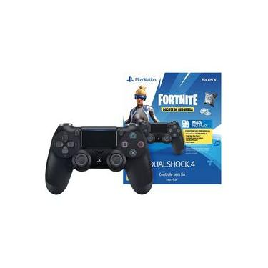 Controle Playstation 4 Sony Dualshock 4 PS4 Fortnite Neo Versa