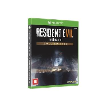 Xone Resident Evil 7 Gold Edition
