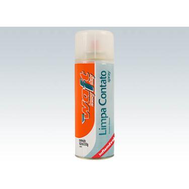 Limpa Contato Inflamável Spray 220 ml - WAFT
