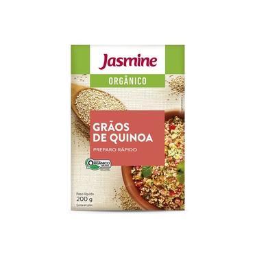 Grãos de Quinoa Orgânico 200g Jasmine