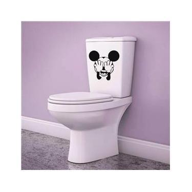 Casa é onde você mais cocô engraçado Vinyl Decal Adesivo Para Vaso Sanitário Banheiro Loo