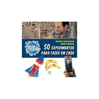 Manual Do Mundo - Alfredo Luis Mateus; Iberê Thenório - 9788543101316