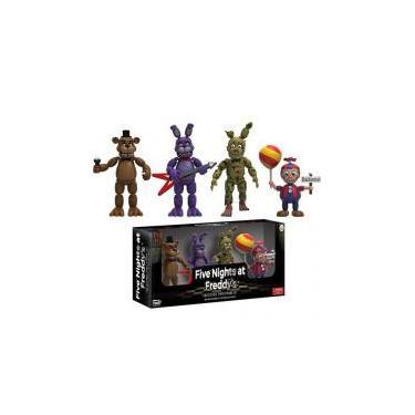 Funko - Five Nights at Freddys Miniaturas Colecionáveis -