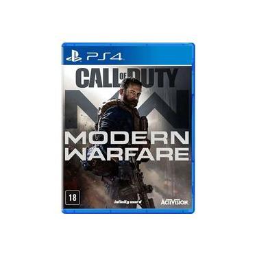 Game Call of Duty Modern Warfare - PS4