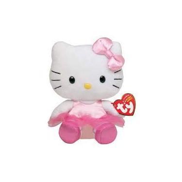Imagem de Pelucia Hello Kitty Bailarina TY - DTC