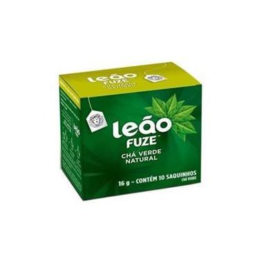 Chá Verde Natural 16g Fuze Matte Leão