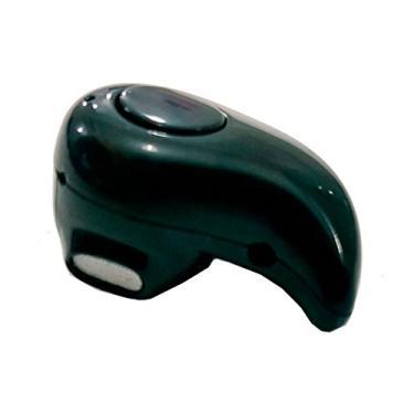 7ad961d57 Mini Fone Ouvido S530 Bluetooth 4.0 Sem Fio Micro Preto