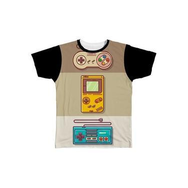 Camiseta Camisa Playstation X Box Controle Jogos Jogo Game 7