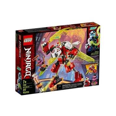 LEGO Ninjago O Jato Robô do Kai 217 Peças 71707 Lego