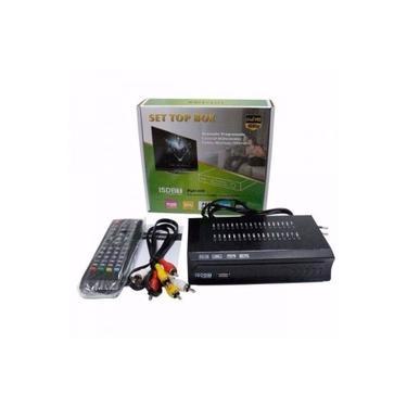 Conversor Digital Para Tv De Tubo, Plasma E Lcd - Digital Converter