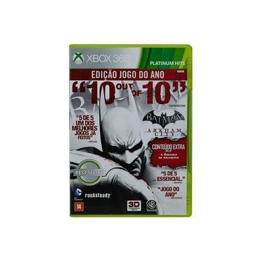 Game Batman Arkham City - Xbox 360