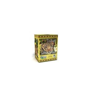 Chá de Erva Mate Lemon Ginger Orgânico 15 Sachês - Tribal Brasil