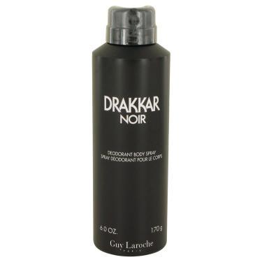 Imagem de Perfume Masculino Drakkar Noir Guy Laroche 170G Desodorantebody