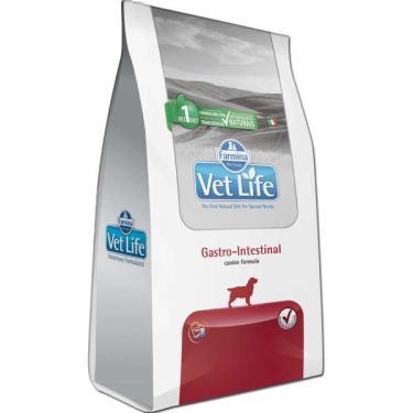 Ração Farmina Vet Life Natural Gastro-Intestinal para Cães Adultos com Distúrbios Intestinais - 2 Kg