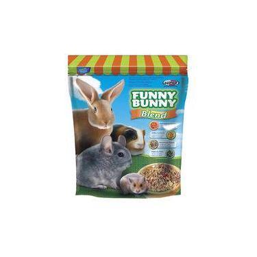 Ração Supra Funny Bunny Blend Coelhos E Pequenos Roedores - 500 G