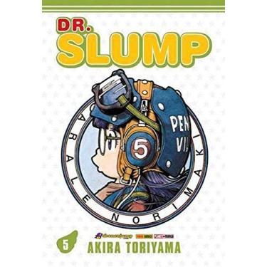 Dr. Slump - Volume 5 - Akira Toriyama - 9788542610345