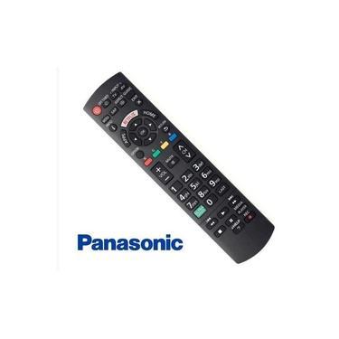 Controle Remoto Tv Panasonic Smart Led - Vieira Com Botão NetFlix