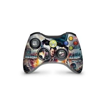 Skin Adesivo Para Xbox 360 Controle - Dead Rising