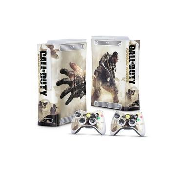 Skin Adesivo para Xbox 360 Fat Arcade - Call Of Duty Modern Warfare