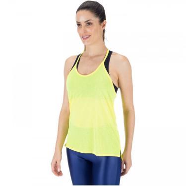 Camiseta Regata Oxer Alça Fina - Feminina Oxer Feminino