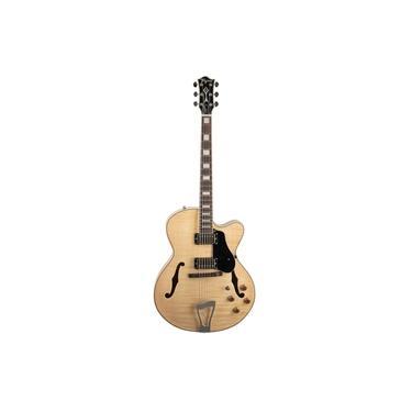 Imagem de Guitarra Semi Acústica Tagima Jazz 1900 Natural