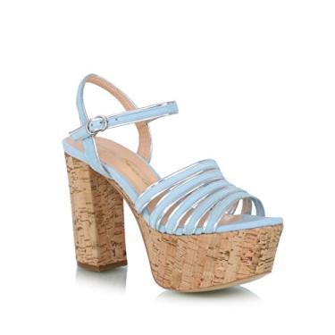 7e6792c94 Sandália R$ 200 a R$ 500 Prata | Moda e Acessórios | Comparar preço ...
