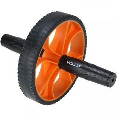 Roda de Exercícios Abdominais Vollo VP1010 Vollo Unissex