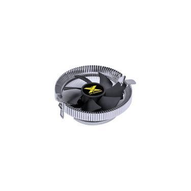 Cooler Vinik para processador vx gaming messier compatível com intel/amd tdp 65w preto – cp110
