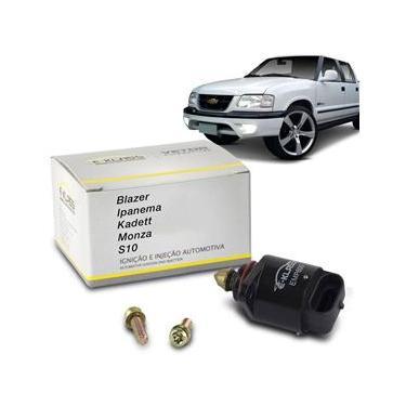 Atuador Marcha Lenta Blazer S10 2.2 95 a 00 Kadett Ipanema 89 a 98 Monza 91 a 96 Motor Passo Vetor